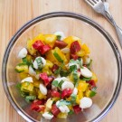 Easy Caprese Salad Recipe, the Ultimate Simple Snack