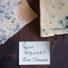 Four Baby Blue Cheeses for Beginners