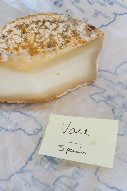 Three Intriguing Goat's Milk Cheeses on http://www.theculinarylife.com