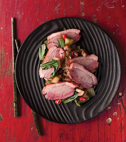 Duck Duck Goose by Hank Shaw on http://www.theculinarylife.com