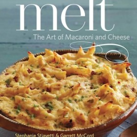 Melt the Art of Macaroni and Cheese Cover on http://www.theculinarylife.com