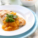 15-Minute Honey Thyme Orange Chicken Recipe