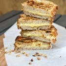 Honey Walnut-Crusted Aged Cheddar Panini Recipe – The Ultimate Panini Press Cookbook