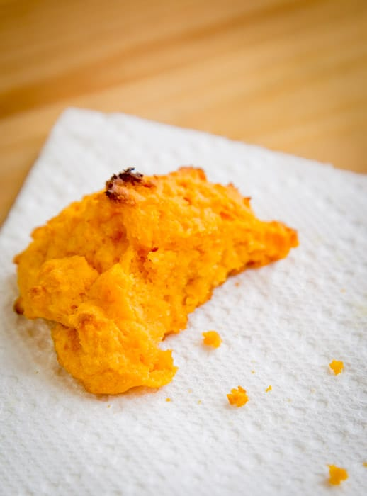 Sweet Potatoes Biscuit Recipe on http://www.theculinarylife.com