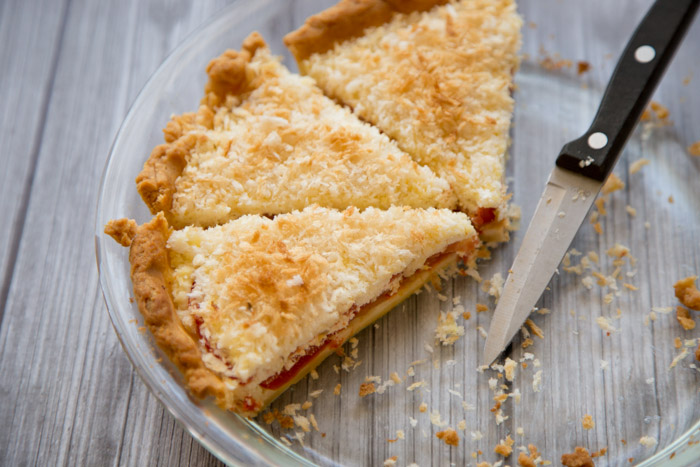 Buttermilk Tomato Pie Recipe + Easy Pie Crust