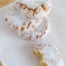 Italian Almond Cookies (Ricciarelli)