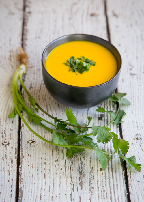 On Futility and A Thai Coconut Milk Soup with Sweet Potatoes Recipe on http://www.theculinarylife.com