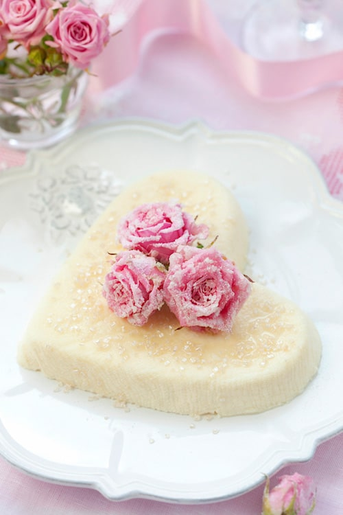 Valentines Day Coeur a la Creme on http://www.theculinarylife.com