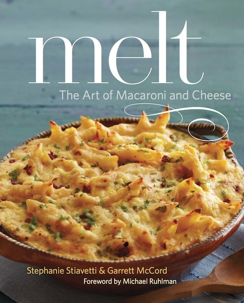 Melt: the Art of Macaroni and Cheese on https://www.fearlessfresh.com