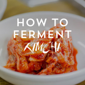 How Long to Ferment Kimchi