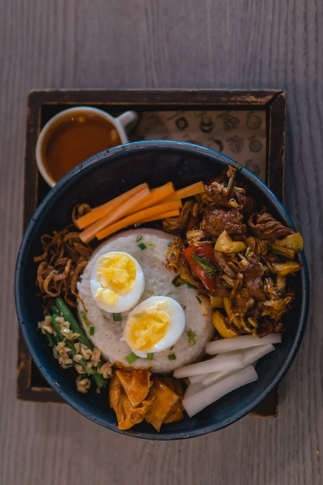 Korean Dinner Bowl