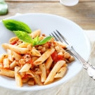 10-minute Pasta with Tomatoes and Fresh Ricotta