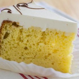 Tender Citrus Sour Cream Cake