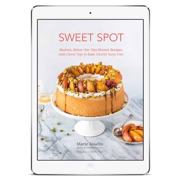 Sweet Spot by Marie Asselin, on https://www.theculinarylife.com