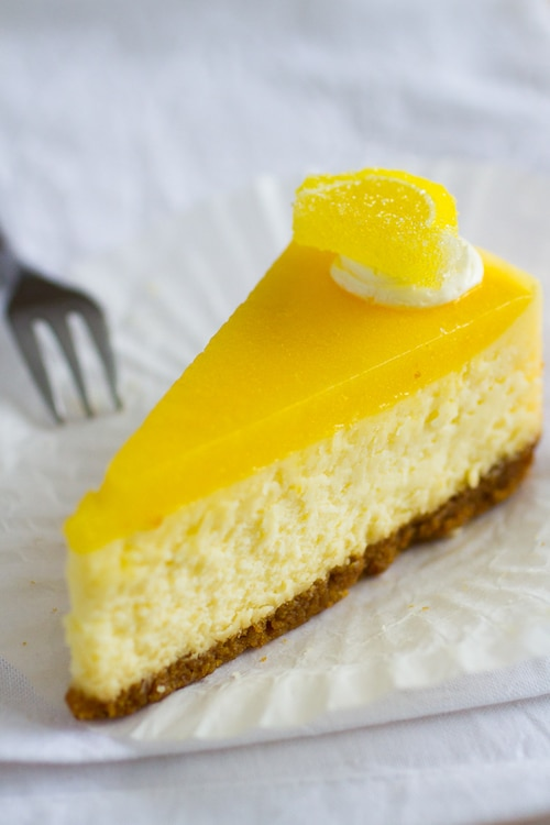 Lemon Cake Meyer