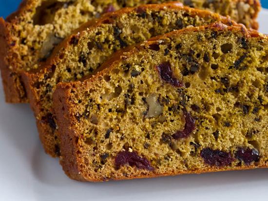 Winter's Bounty Breakfast Cake