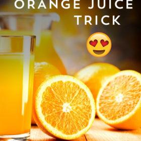 The Ultimate Orange Juice with Orange Blossom Water Recipe
