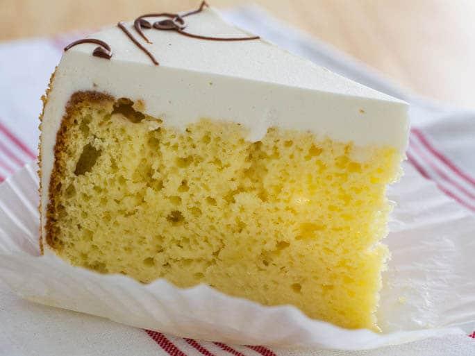 Super Moist Orange Cake Recipe with Sour Cream