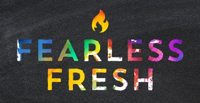 Fearless Fresh Color Logo http://www.fearlessfresh.com