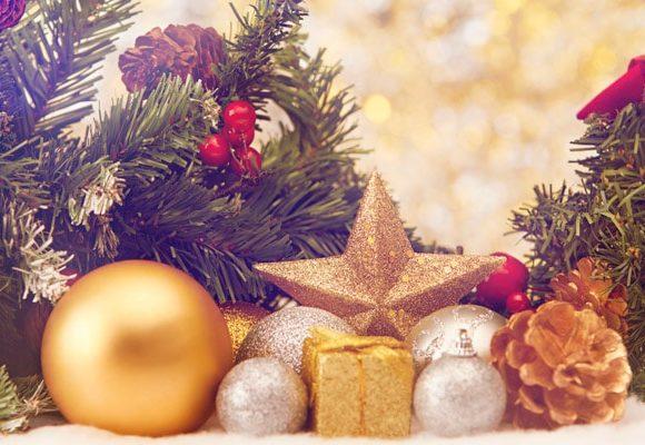 Christmas Table Settings: A Homespun Holiday