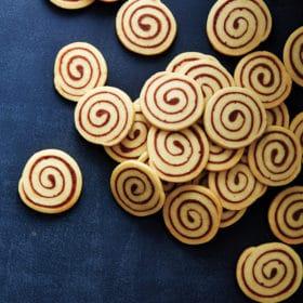 Cinnamon Honey Bun Cookies