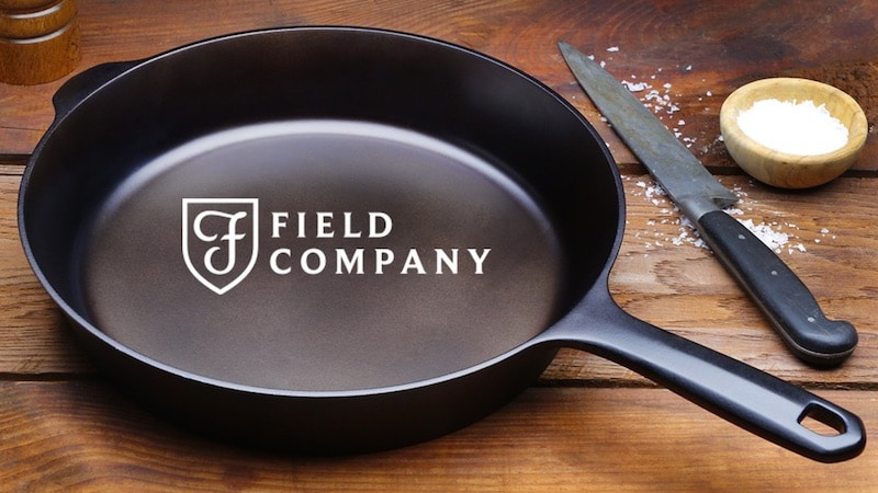 The Field Company Cast Iron Skillet