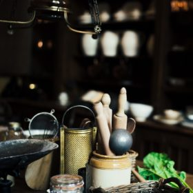 cooking tools and implements