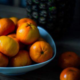 Moody Mandarin Oranges