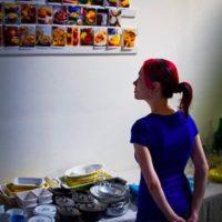 Cooking as Ephemeral Art