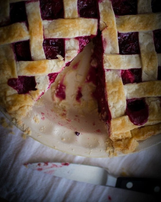 Berry Pie Emo