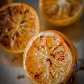 Seared Lemons