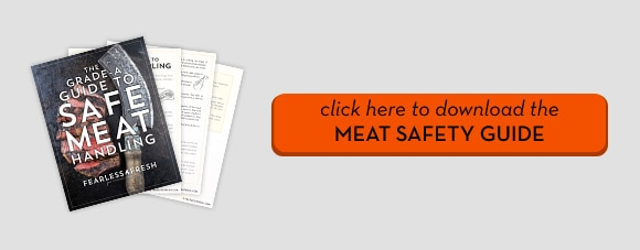 Safe Food Cooking Temperatures on https://fearlessfresh.com