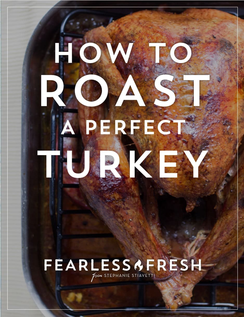 Guide to Roasting A Perfect Turkey Cover